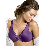 Womens Passion for Comfort Minimizer Bra with Comfort Back
