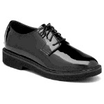 Mens High Gloss Dress Leather Oxford