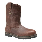 "Mens Safety Boot, LaCrosse 11"" Foreman Wellington HD Steel Toe Waterproof, EH"