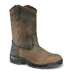 "Mens Safety Boot, LaCrosse 11"" Wellington QC HD Steel Toe Waterproof, EH"