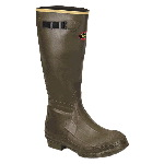 "Hunting Boot, LaCrosse Burly Classic 18"" Insulated Waterproof Rubber Boot"
