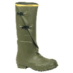 "Hunting Boot, LaCrosse 2-Buckle 18"" Insulated Waterproof Rubber Boot"