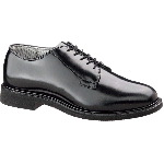 Mens Lites&reg; Black Leather Oxford