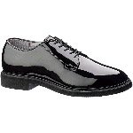 Mens Lites&reg; High Gloss Black Oxford
