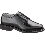 Mens Leather Uniform Oxford