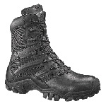 Womens Delta-8 Side Zip Boot with ICS® Technology