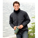 Adult Softshell Solid Color Jacket