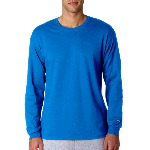 Adult Tagless Long Sleeve T-Shirt