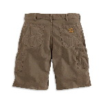 8.5 Oz Canvas Work Short