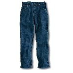 Traditional Fit Prewash Jean, Straight Leg