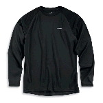 Work-Dry® Thermal Base-Layer Lightweight Crewneck Top