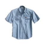 Short Sleeve Chambrary Shirt