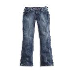 Womens Modern Fit Jean