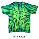 Tie Dye Short Sleeve T-Shirt