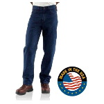 Flame-Resistant Relaxed Fit Jean