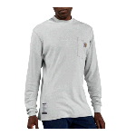 Flame-Resistant Long Sleeve T-Shirt