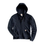 Womens Flame-Resistant Zip-Front Hooded Sweatshirt
