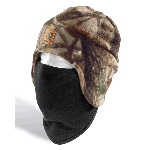 WorkCamo® AP Fleece Hat 2-in-1 Headwear