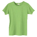 Womens Relaxed Fit Jersey Tee
