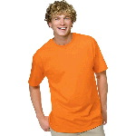 Mens TAGLESS® Short Sleeve T-Shirt