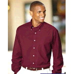 Men�s Classic Long-Sleeve Oxford
