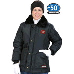 Iron-Tuff Womens 50 Below Coat