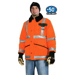 Iron Tuff HiVis Jackoat