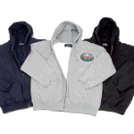 Thermal Hooded Sweatshirt