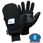 Lined Convertible Mitts