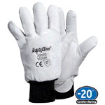 Insulated Deerskin Glove