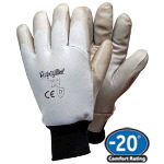 Palm Dipped Deerskin Glove