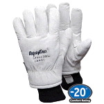 Insulated Goatskin Glove