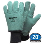 Waterproof Cowhide Gloves