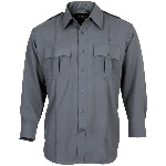Mens 100% Poly Long Sleeve Shirt