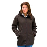 WOMENS SOFT TECH BONDED SHELL JACKET