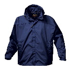 MENS FLEET MICRO RIPSTOP RAIN SHELL