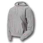 Mens Hooded Pullover Sweatshirt with Pockets