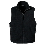 Mens Chinook Fleece Full-Zip Vest