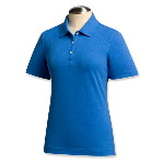 Womens Plus Size Ace Polo - Soft 100% Cotton Pique