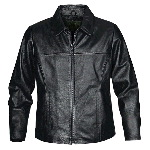 Womans Classic Leather Jacket