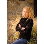 Womans Heritage 1/4-Zip Knit Pullover Sweater
