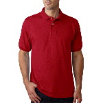 Mens Stedman Blended Jersey Polo