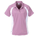 WOMENS DRY-TECH POLO