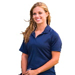 Womans Dry-Tech Sports Polo