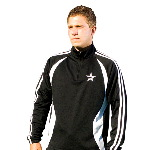 Mens Knit Training 1/4-Zip Pullover