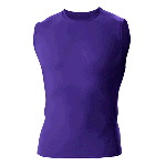 Adult B-Fit Compression Sleeveless Tee