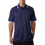 Adult B-Dry Colorblock Polo