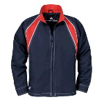 Mens Blaze Athletic Twill Shell Jacket
