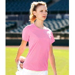 Ladies B-Dry Core Short Sleeve Performance Tee