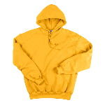 Adult 9.5-oz. Cotton/Poly Blend Hooded Sweatshirt